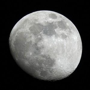 Feb. 2009 moon