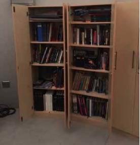 RASC Library Shelving