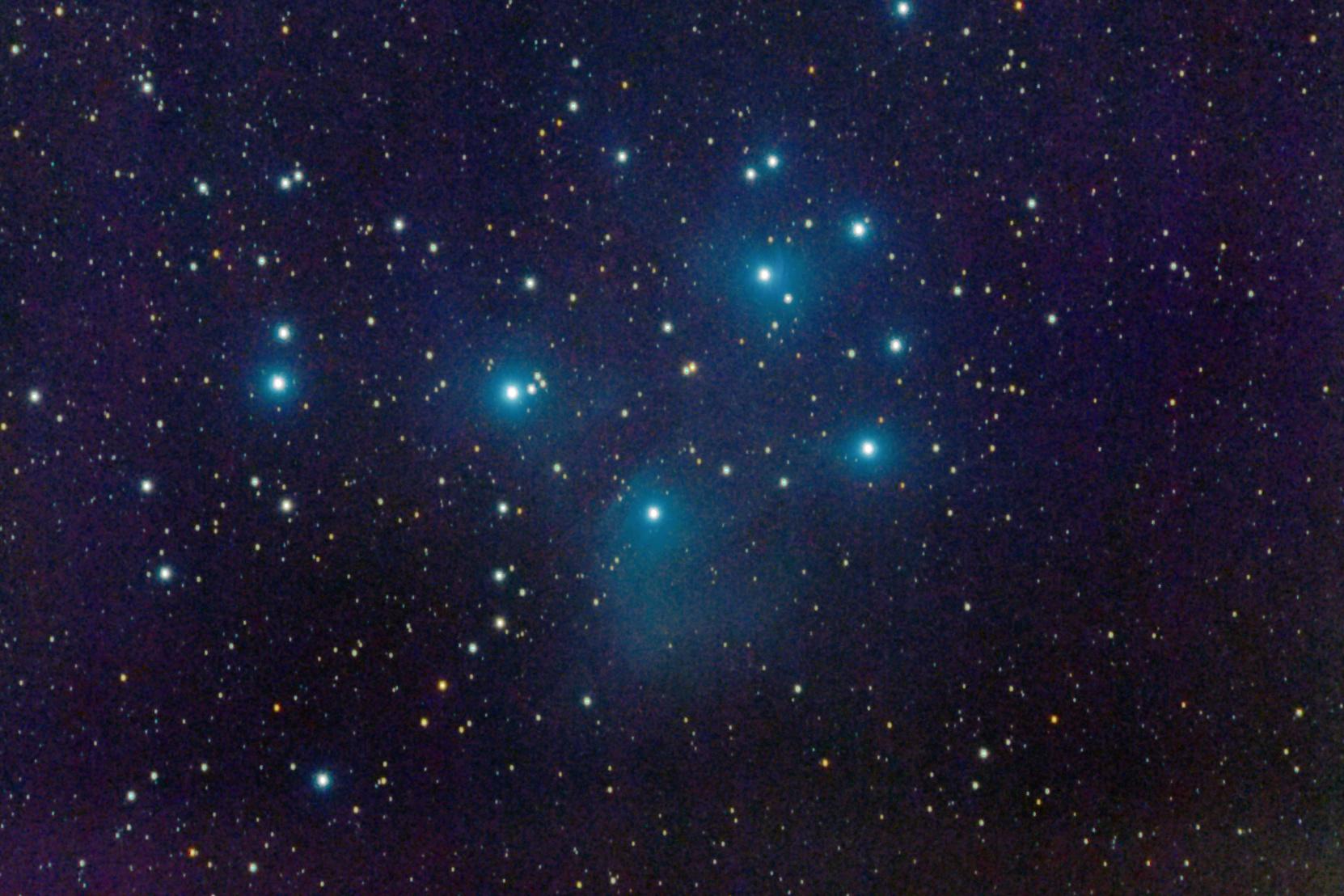 Pleiades Image