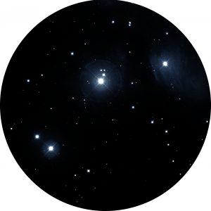 Narrower Telescopic View