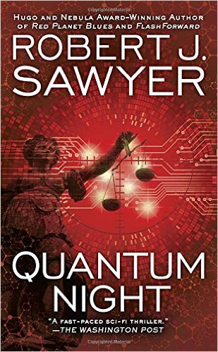 Image of Quantum Night book cover