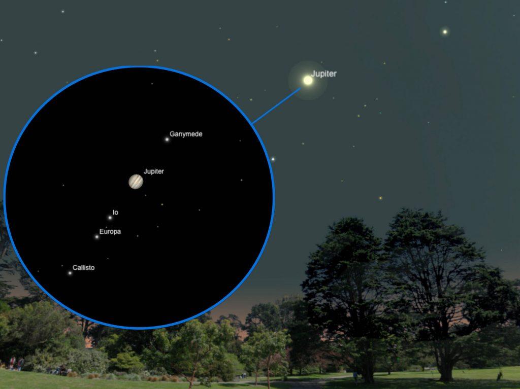 Observe Jupiter Image
